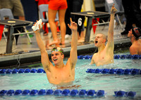 Warsaw Boys Swimming Sectional