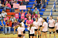 Wawasee at Whitko - Pink-Out Night