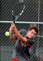Warsaw Tennis Sectional - Day 1