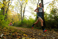 Elkhart Central Cross Country Sectional