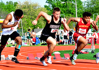 Goshen Boys Track Sectional