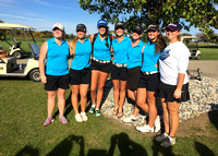 East Noble Girls Golf Regional