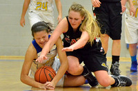 Oregon-Davis at Triton - Triton Girls Basketball Sectional