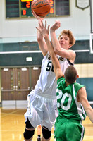 Northridge at Wawasee Freshman BB